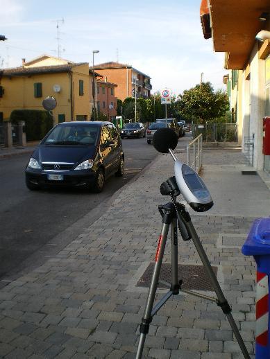 inquinamento acustico: misure di rumore e perizie fonometriche
